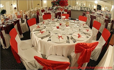 Cheap Wedding Chair Covers >> Simply Elegant Chair Covers And Linens Chair Cover Linen Rental